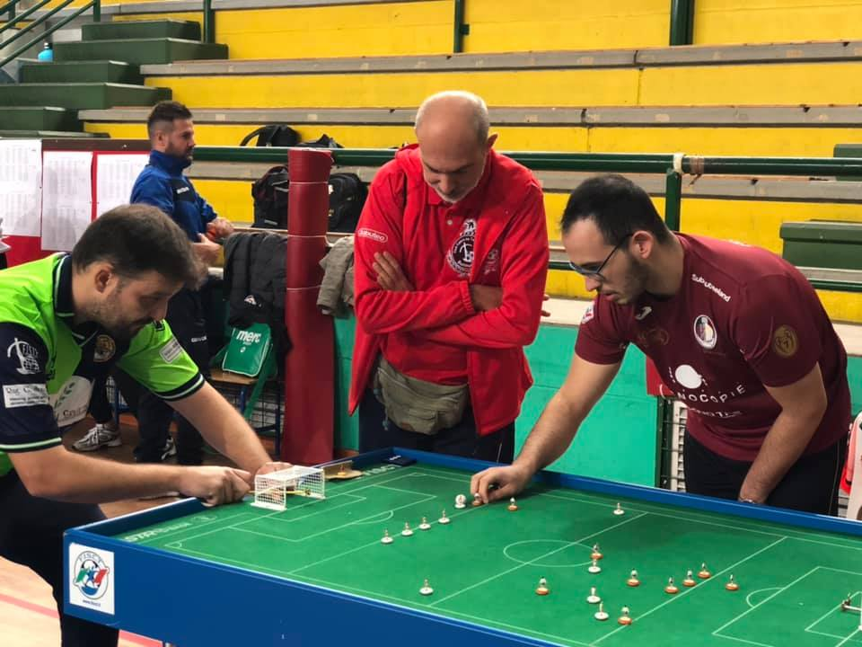 Intervista a Luca Zambello-fratelli bari sporting club