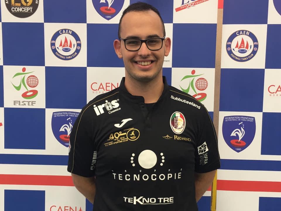 Luca Zambello-fratelli bari sporting club