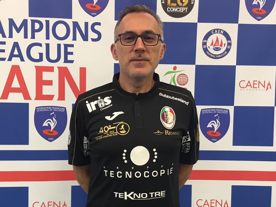 Marco lamberti-fratelli bari sporting club