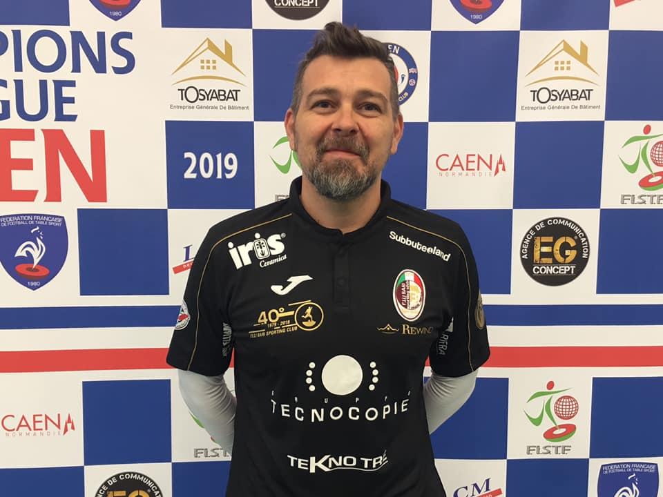 Massimiliano Nastasi-fratelli bari sporting club