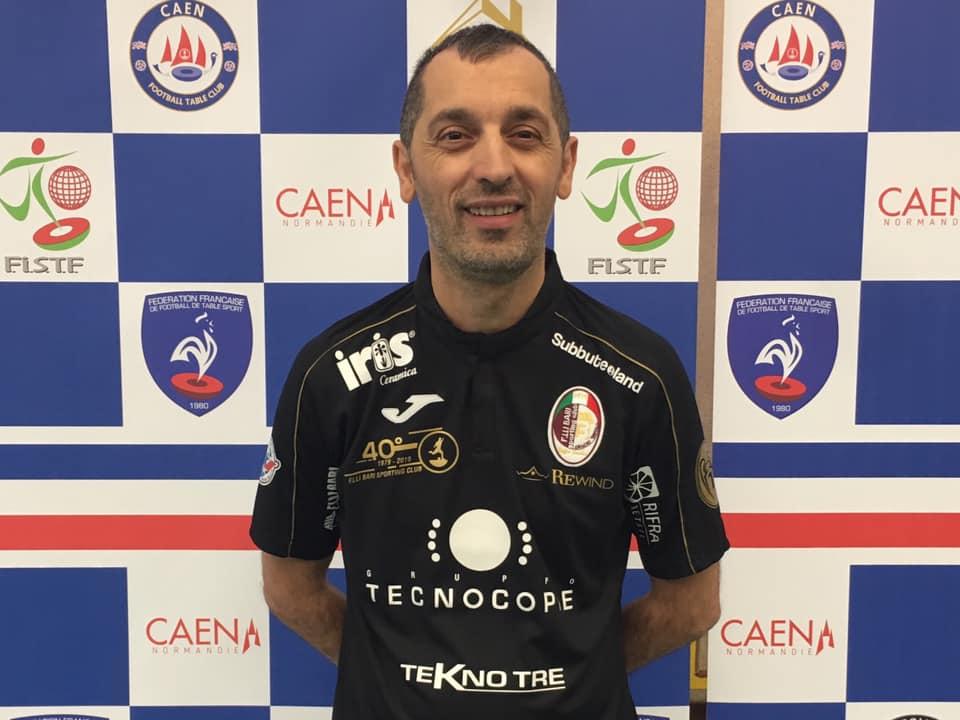 Saverio Bari-fratelli bari sporting club